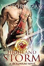 Highland Storm (Guardians of Scotland Book 2)