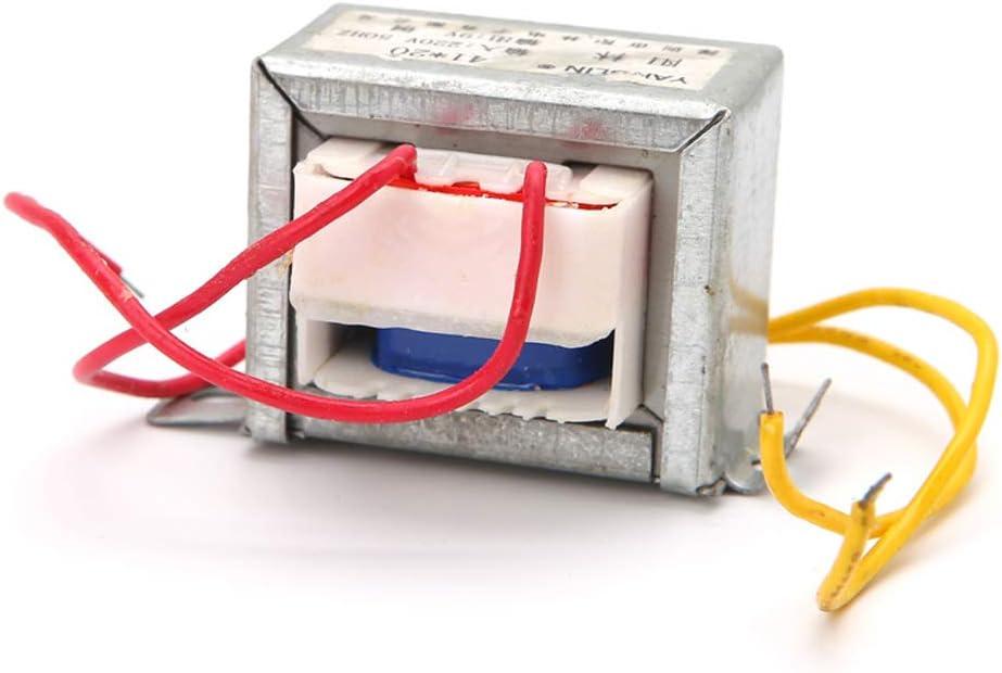5 W transformador de potencia AC 220 V a AC 9 V soldador local para máquina de soldadura de puntos