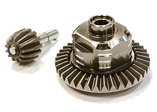 axial wraith differential gears - 1