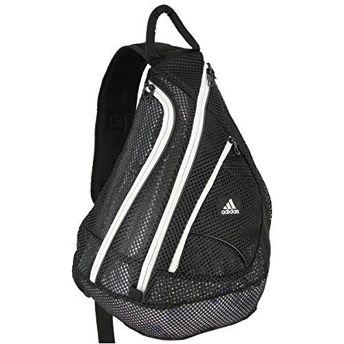 adidas Vista Mesh Sling Backpack - Import It All 99f470173db21