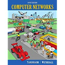 Computer Networks (5th Edition) ,by Tanenbaum, Andrew S. ( 2010 ) Hardcover