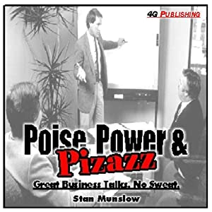 Poise, Power & Pizzazz Audiobook