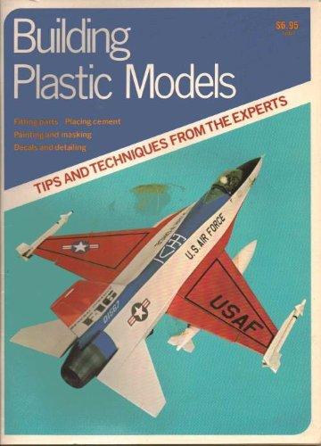 plastic model building - 3