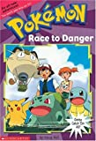 Race to Danger, Tracey West, 043920089X