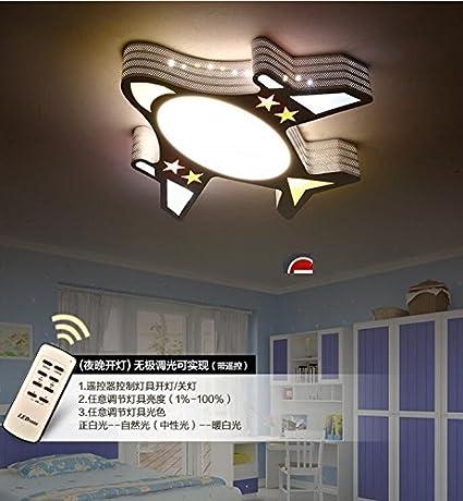 AGECC Lámpara Led Cartoon Habitación Niños De Techo ZiuTPXwOk