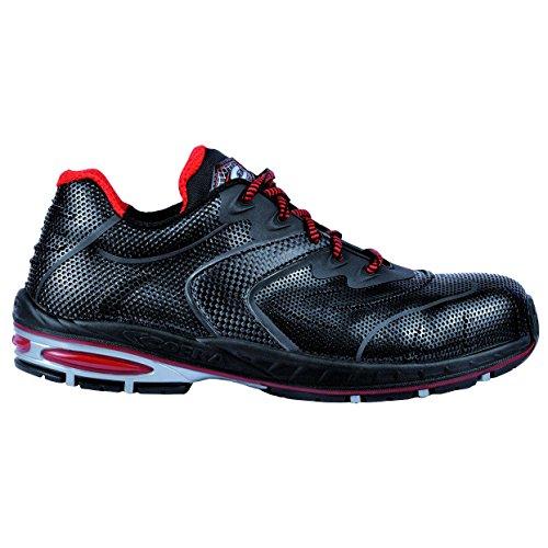 Cofra 19130-000.W39 Goaltender S1 P Chaussures de sécurité SRC Taille 39 Noir
