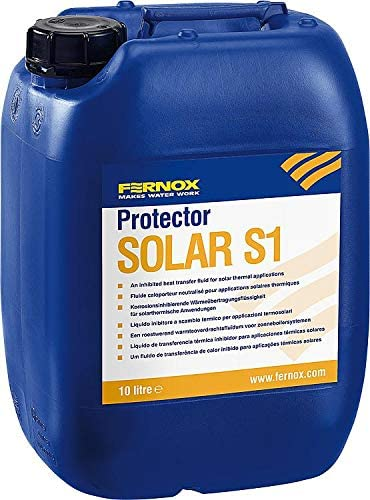 W/ärme/übertragungs-Fl/üssigkeit Solar Protector gebrauchsfertig Typ S1 von Fernox