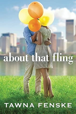 book cover of About That Fling