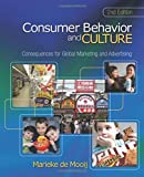 img - for Consumer Behavior and Culture: Consequences for Global Marketing and Advertising by Marieke de Mooij (2010-09-29) book / textbook / text book