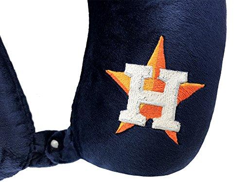 Team Color One Size Northwest MLB Houston Astros Neck PillowPillow Neck Style