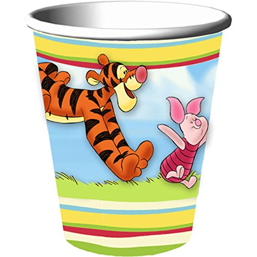 (Winnie the Pooh and Pals Paper Cups (8ct))