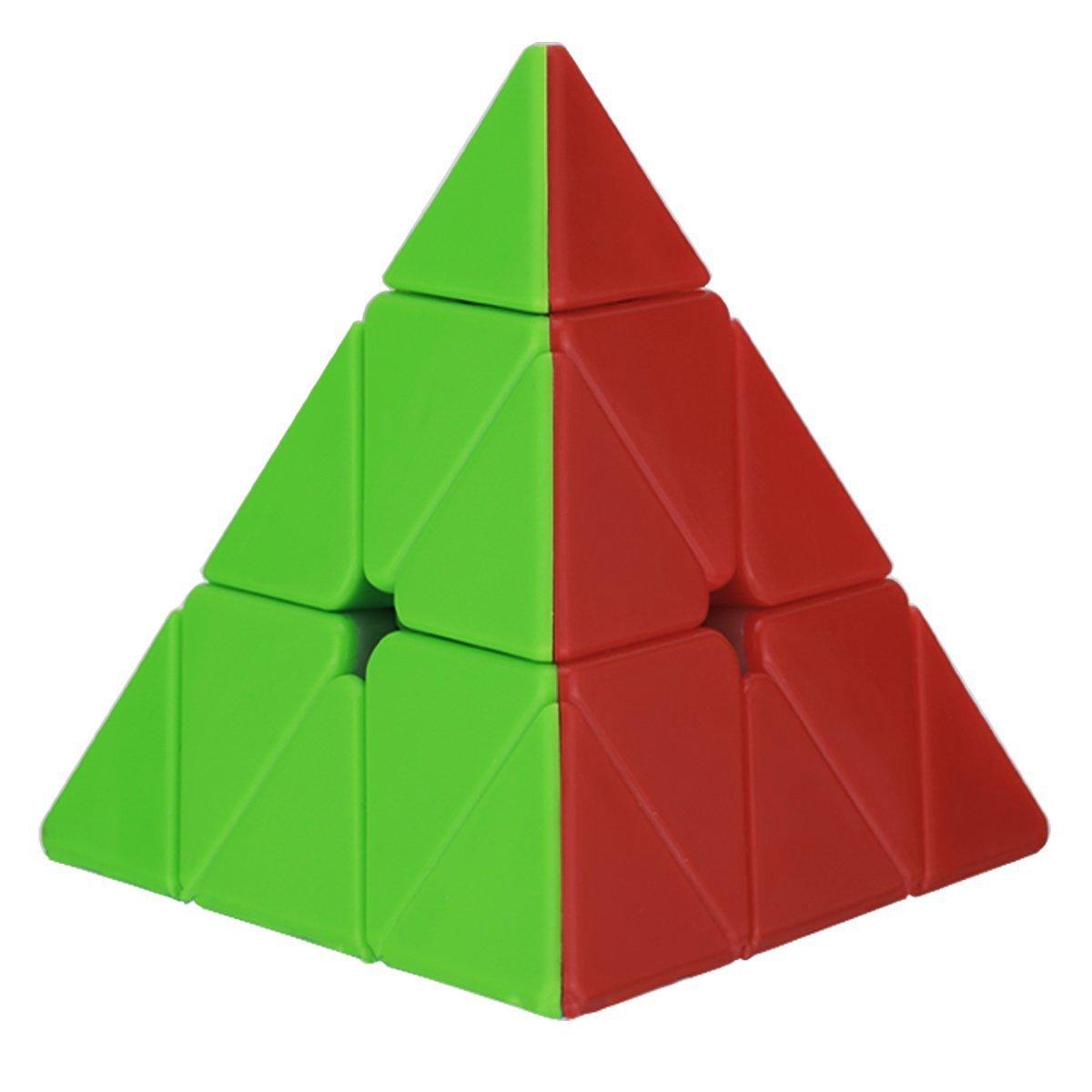 Pyraminx Speed Cube, Dreampark Triangle Dreampark Pyramid Stickerless Stickerless Speed Cube Puzzles - Turns B01GYL5T36, kireio:c6ced603 --- m2cweb.com
