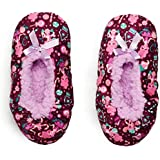 The Nutcracker and 4 Realms Slippers for Girls Babba Fuzzy Socks Sugar Plum