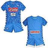 SSC Napoli azure fantasy junior home match kit, blue, 14 years