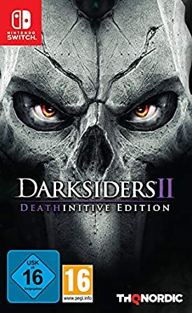 Darksiders 2 Deathinitive Edition (Switch) [Importación alemana ...