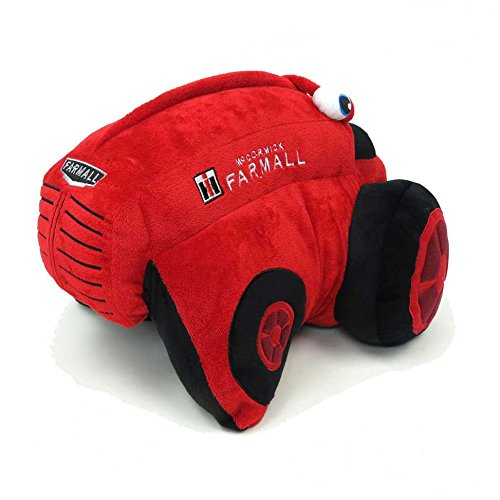 Pillow Pet IH Farmall Plush Tractor (Tractor Plush)