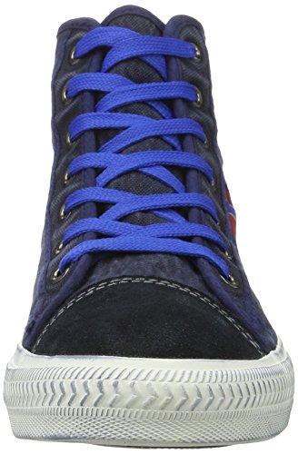 Homme Bleu De Nebulus Bottines York Marine Forme Chaussures En wqYqZx6P0