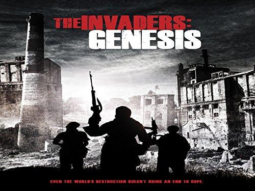 invaders-genesis