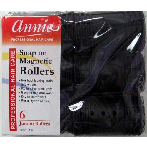 Annie - #1230 Mag Lockenwickler Zum Aufrasten Jumbo