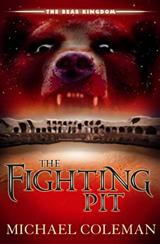 book cover of The Fighting Pit