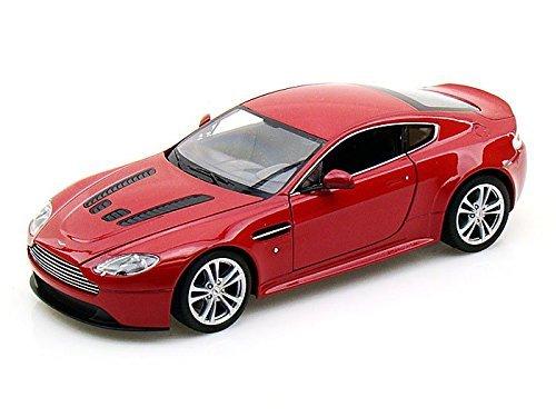 2010 Aston Martin V12 Vantage 1/24 Red