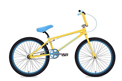 "Eastern Bicycle Commando 24"" Bike YELLOW"