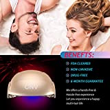 CNV Hair Regrowth For Men & Women Device,Permanent
