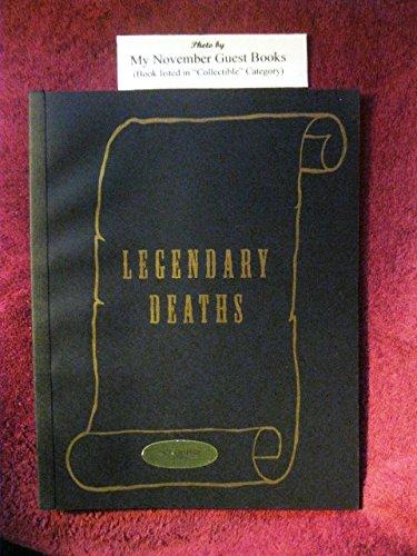 Legendary Deaths - Oakley Orlando