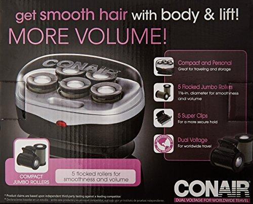 Conair Instant Heat Volume Rollers