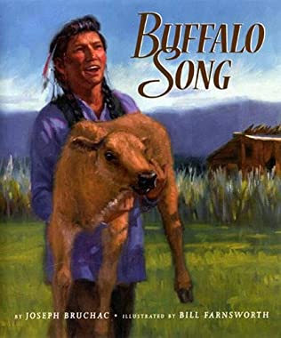 book cover of Buffalo Song