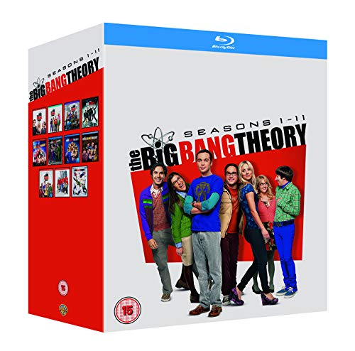 BIG BANG THEORY S1-11 [Blu-ray] - Import Big Bands