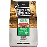 Stockman & Paddock Grain Free Beef 20kg Dry Dog Food