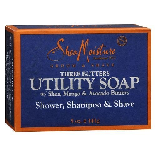SheaMoisture Three Butters Utility Soap
