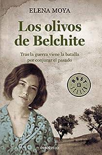 Los olivos de Belchite par Elena Moya