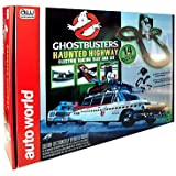 Round 2 Auto World Ghostbusters Haunted Highway Slot Car Set