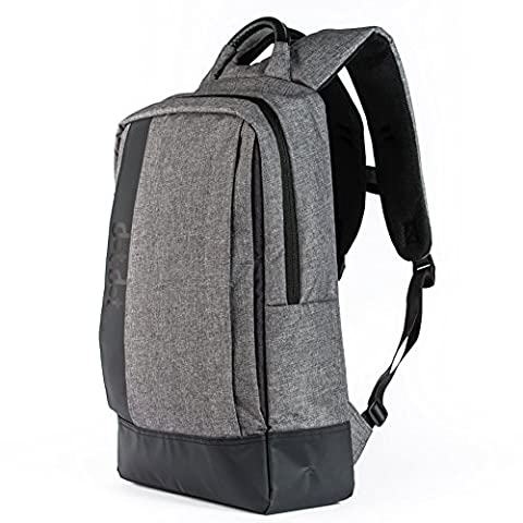 Slim Travel Laptop Backpack - Protective Water Resistant Padded Bag for School, Work, Business, Hiking, Top Quality and Super Durable Computer Case for Men and (Gaming Laptop Top)
