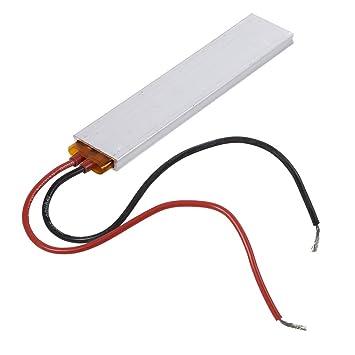 Filfeel Temperatura Constante PTC Calentador Elemento Termostato Calentador Placa 1 unid (110V)