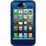 OtterBox Defender Series Case and Holster for iPhone 4/4S  - Retail Packaging - Blue/Navy (Discontinued by Manufacturer)