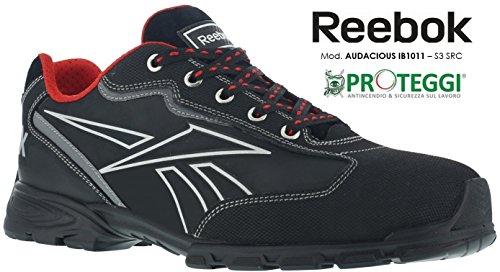 Scarpe antinfortunistiche da lavoro Reebok AUDACIOUS S3 SRC IB1011 761011