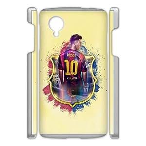 Custom Case FC Barcelona For Google Nexus 5 N7Q6Q1882