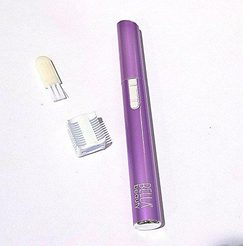 Bella Beauty Hair Trimmer (Purple)