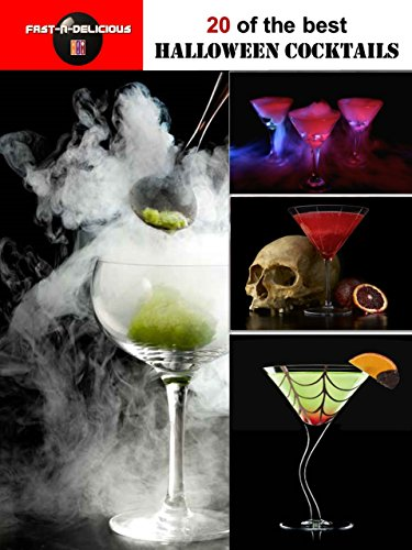 20 of the best Halloween Cocktails: Halloween Cocktails (Best Halloween Drink Recipes)
