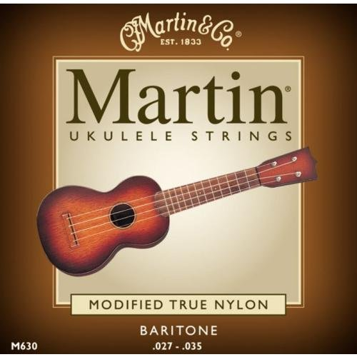 C.F. Martin & Co. M630 Nylon Acoustic Guitar Strings, Custom