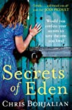 Front cover for the book Secrets of Eden by Chris Bohjalian