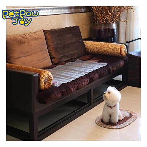 Petpawjoy Scat Mat For Dogs The Dog Scat Mat 60x12 Inches To Keep Pets Off Furniture A Safe Cat Sca