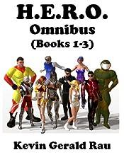 H.E.R.O. Omnibus I (Books 1 - 3)