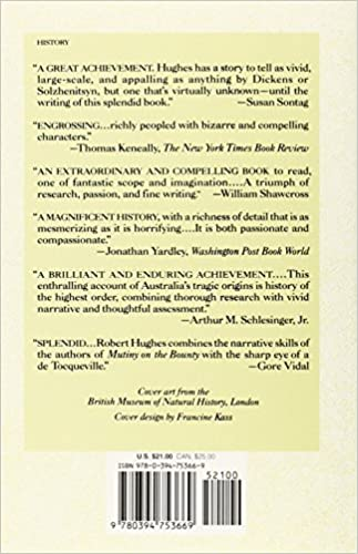 Amazon.com: The Fatal Shore: The Epic of Australia's Founding ...