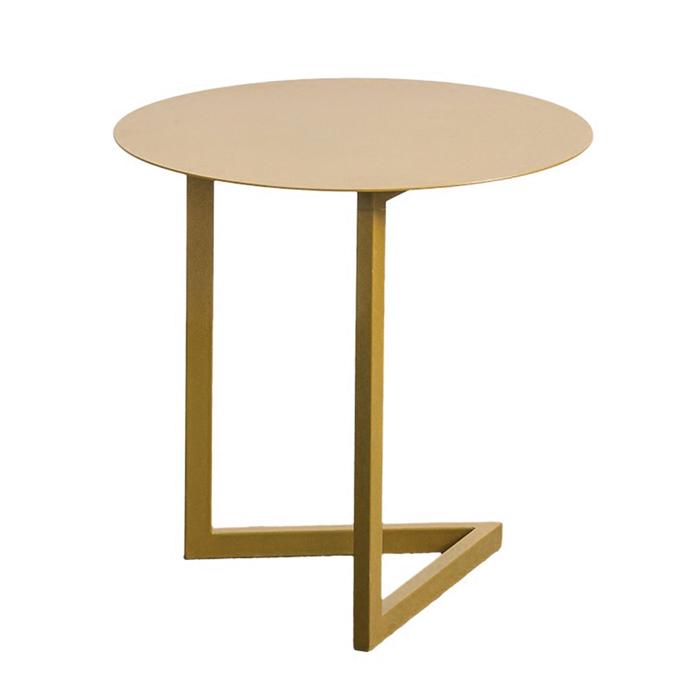 CSQ 創造的な小さな側面、リビングルーム多機能アイロンテーブル小さなお茶テーブルソファーテーブルサイドテーブル装飾カジュアルな読書表50 * 50 * 50CM (サイズ さいず : 50*50*50CM) B07FH7ZZ4Y50*50*50CM