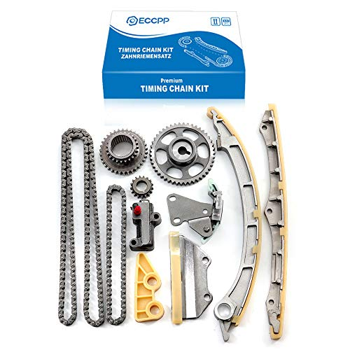 ECCPP Timing Chain Kit for Honda Accord Crosstour Acura TSX ILX 2.4L DOHC K24Z