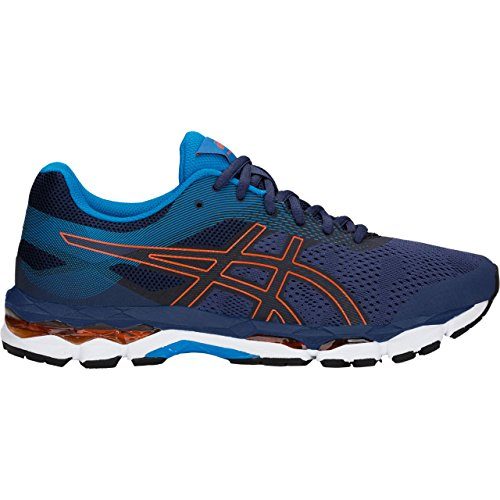 (ASICS 1011A039 Men's Gel-Superion 2 Running Shoe, Deep Ocean/Koi - 9.5 D(M) US)